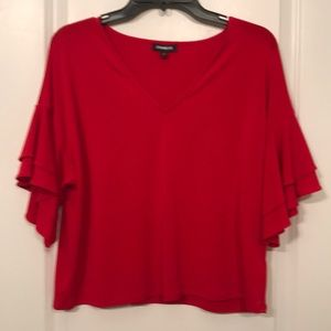 NWOT- Express V-neck Blouse